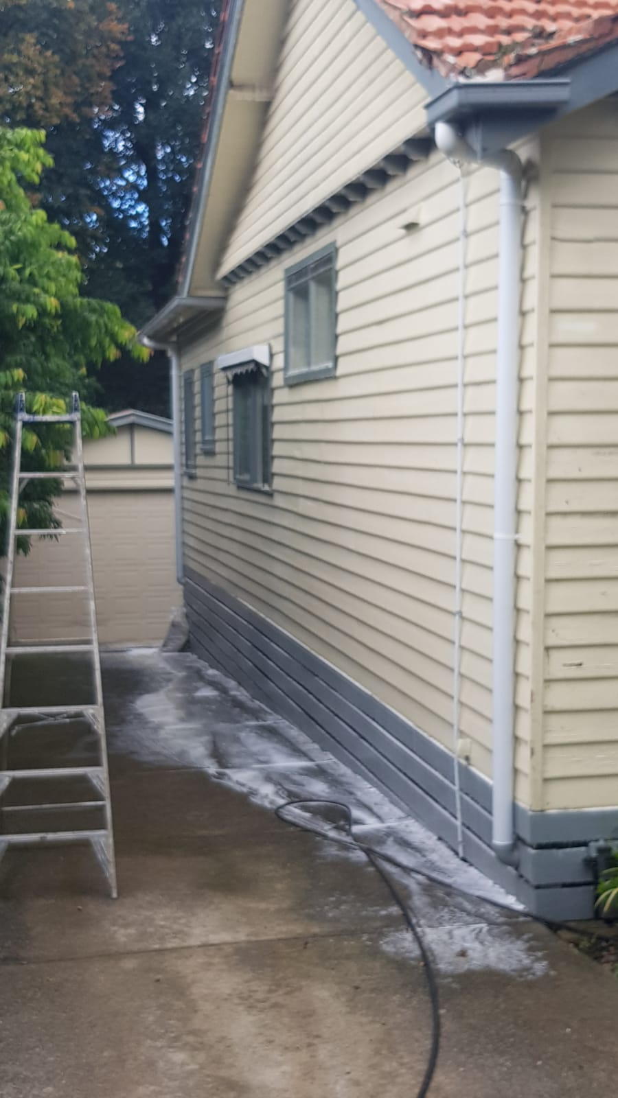House pressure cleaning Alphington